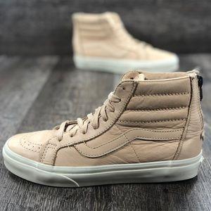 Vans Sk8-Hi Leather